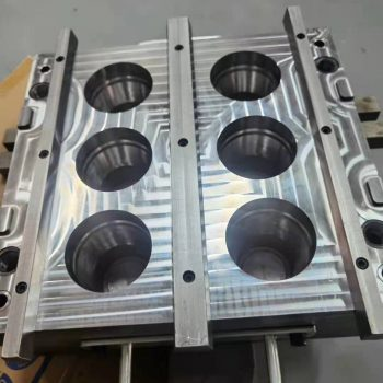 silicone foldable cup mold making
