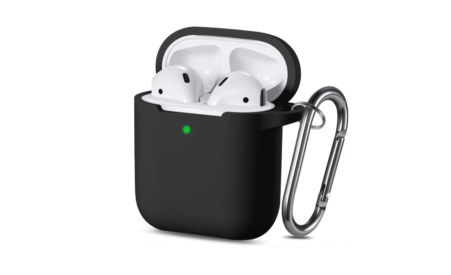 silicone rubber Airpods protective case cover